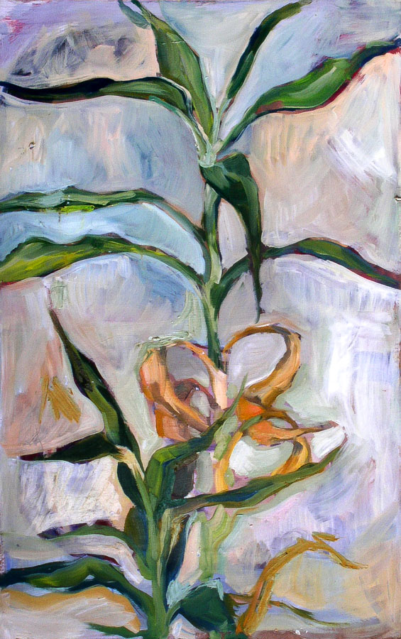 Still Life | Plant Life | Oil Painting
